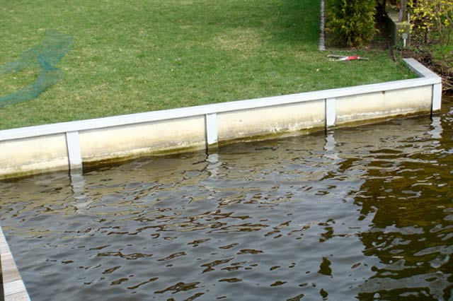 Burchardi Wasserbau Betonufer