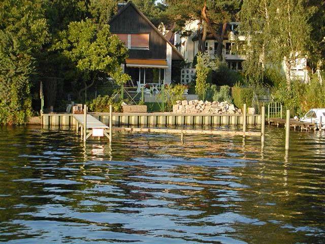 Burchardi Wasserbau Bootssteg